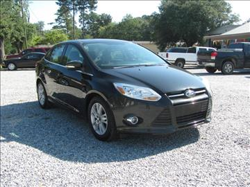 2012 Ford Focus for sale in Laurel, MS