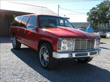 1996 Chevrolet Suburban for sale in Laurel, MS