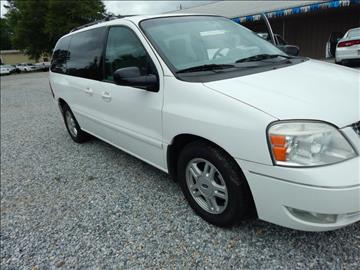 2004 Ford Freestar for sale in Laurel, MS