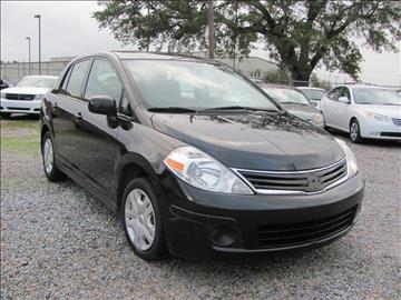 2010 Nissan Versa for sale in Laurel, MS