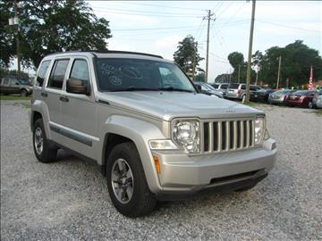 2009 Jeep Liberty for sale in Laurel, MS