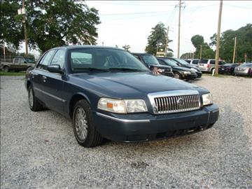2008 Mercury Grand Marquis for sale in Laurel, MS
