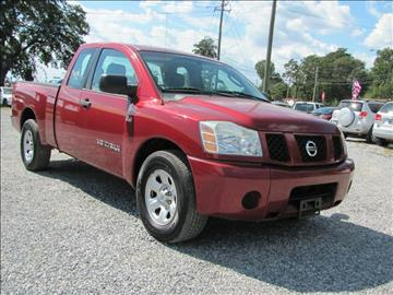 2005 Nissan Titan for sale in Laurel, MS