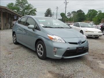 2013 Toyota Prius for sale in Laurel, MS