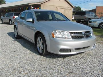 2012 Dodge Avenger for sale in Laurel, MS