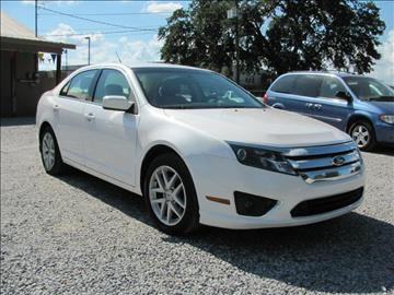 2011 Ford Fusion for sale in Laurel, MS