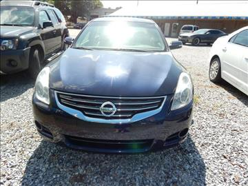 2010 Nissan Altima for sale in Laurel, MS