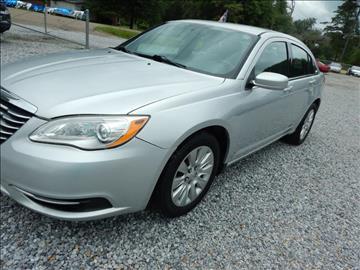2012 Chrysler 200 for sale in Laurel, MS