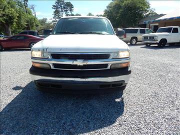 2005 Chevrolet Suburban for sale in Laurel, MS