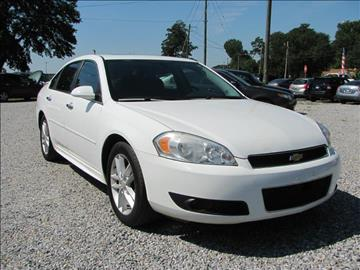 2012 Chevrolet Impala for sale in Laurel, MS