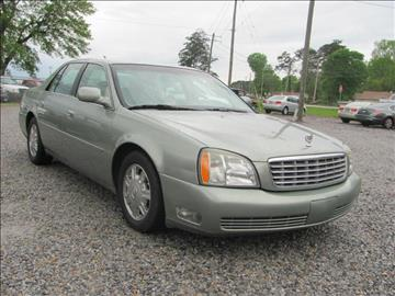 2005 Cadillac DeVille for sale in Laurel, MS
