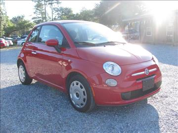 2012 FIAT 500 for sale in Laurel, MS