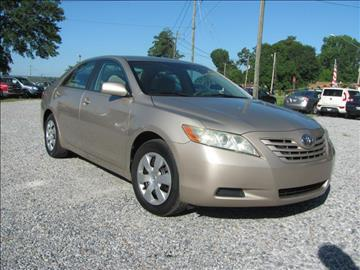 2007 Toyota Camry for sale in Laurel, MS
