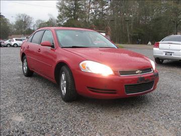 2008 Chevrolet Impala for sale in Laurel, MS