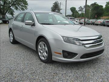 2010 Ford Fusion for sale in Laurel, MS