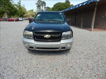 2006 Chevrolet TrailBlazer for sale in Laurel, MS