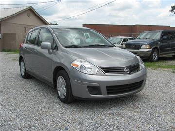 2012 Nissan Versa for sale in Laurel, MS