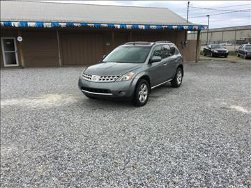 2007 Nissan Murano for sale in Laurel, MS