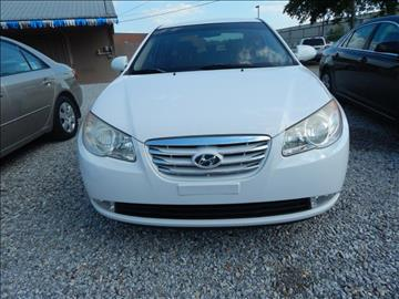 2010 Hyundai Elantra for sale in Laurel, MS