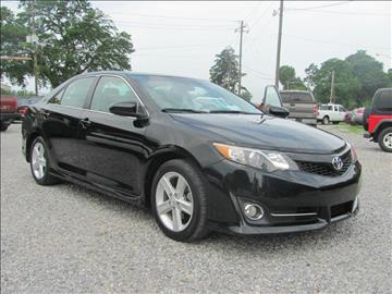 2013 Toyota Camry for sale in Laurel, MS