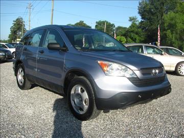 2007 Honda CR-V for sale in Laurel, MS