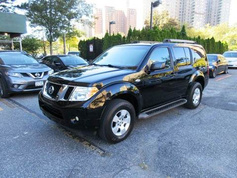 2008 Nissan Pathfinder for sale in Brooklyn, NY