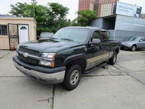 2003 Chevrolet Silverado 1500 for sale in Brooklyn, NY