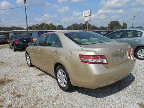 2011 toyota camry for sale louisiana. Black Bedroom Furniture Sets. Home Design Ideas