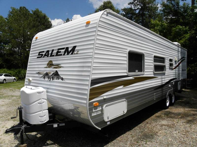 2010 Salem by Forest River 27' Bunk House