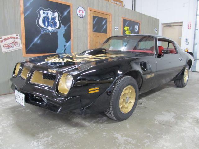 1976 pontiac trans am for Mendenall motors decatur il