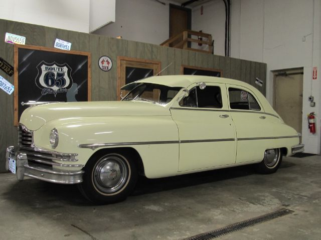 1949 Packard 4-Door Sedan for sale in Ham Lake MN
