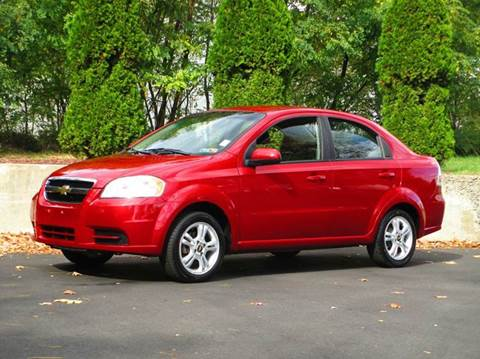 2011 Chevrolet Aveo for sale in Levittown, PA