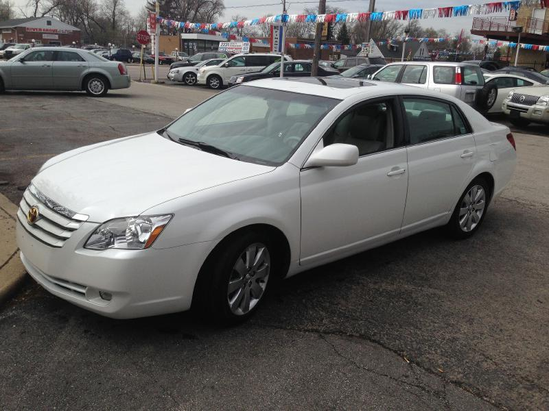 2006 toyota avalon xls 4dr sedan in melrose park il lot. Black Bedroom Furniture Sets. Home Design Ideas