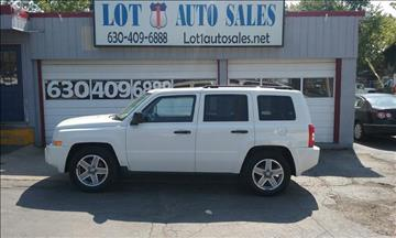 2008 Jeep Patriot for sale in Melrose Park, IL