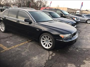2004 BMW 7 Series for sale in Melrose Park, IL