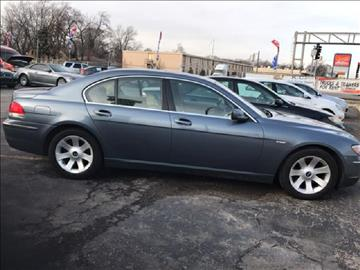 2006 BMW 7 Series for sale in Melrose Park, IL