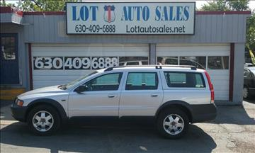 2002 Volvo XC for sale in Melrose Park, IL