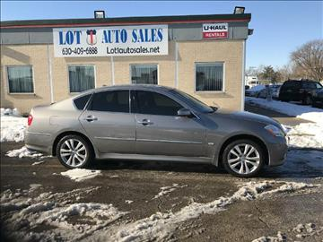 2008 Infiniti M35 for sale in Melrose Park, IL