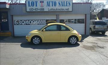 2009 Volkswagen New Beetle for sale in Melrose Park, IL