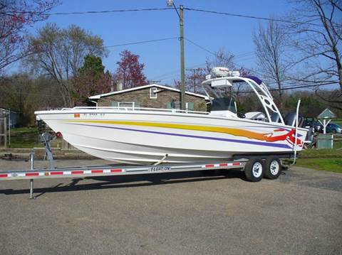 2001 Concept 30 Cuddy for sale in Spotsylvania, VA