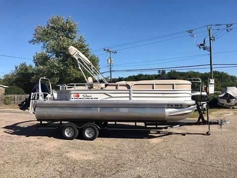 2016 Sun Tracker 22 Party Barge  for sale in Spotsylvania, VA