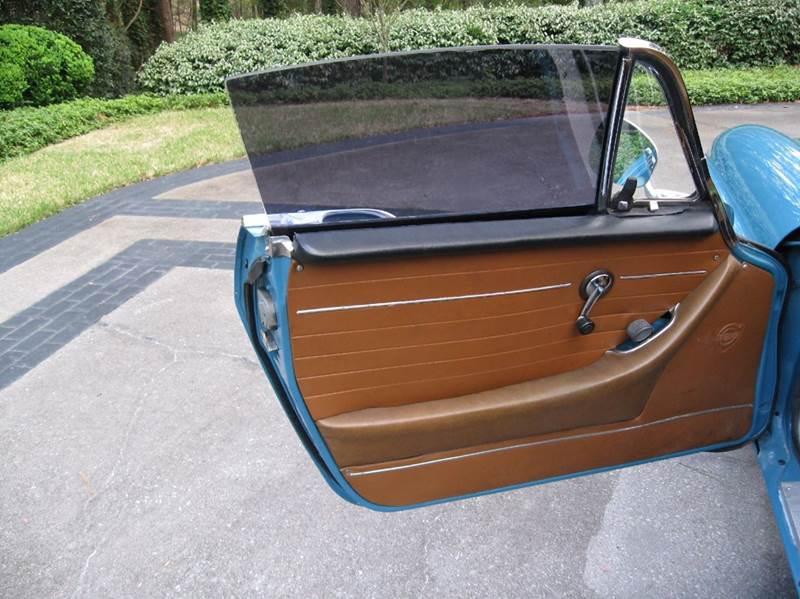 1969 Volvo 1800 S - Atlanta GA