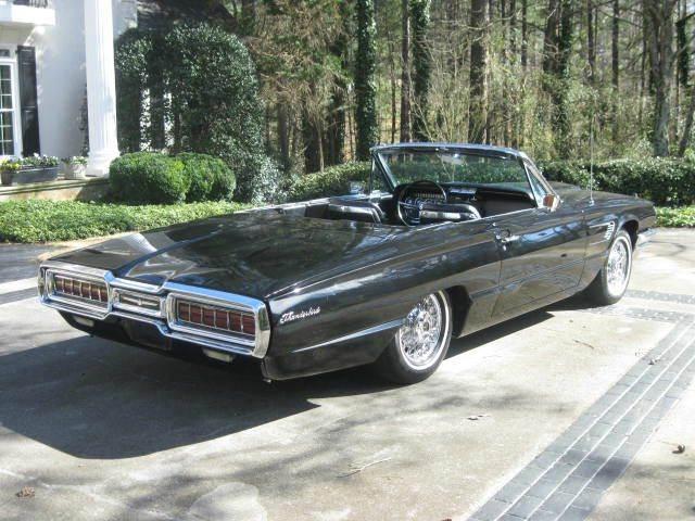 1965 Ford Thunderbird 27