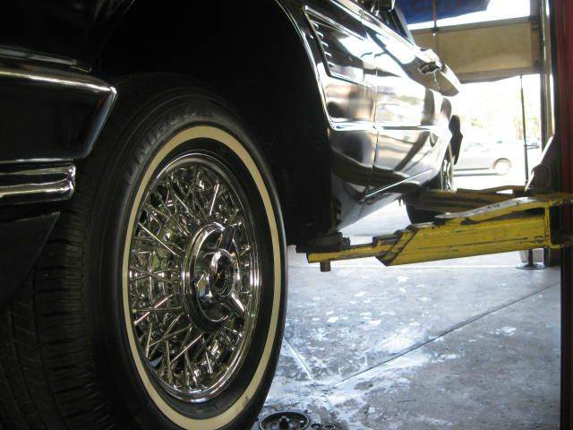 1965 Ford Thunderbird 12