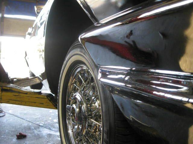 1965 Ford Thunderbird 13