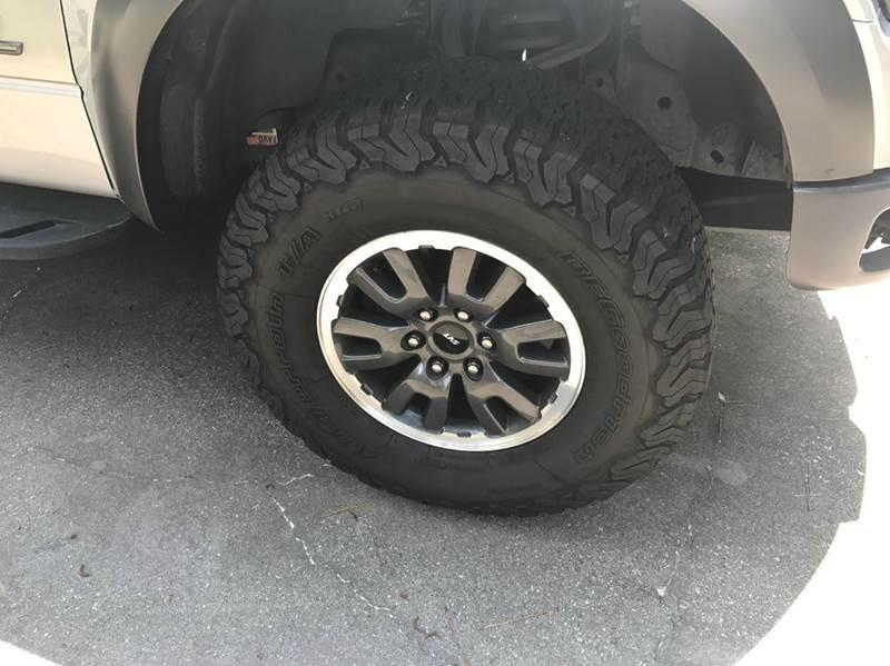 2011 Ford F-150 4x4 SVT Raptor 4dr SuperCab Styleside 5.5 ft. SB - Atlanta GA