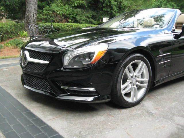 2013 Mercedes-Benz SL-Class  - Atlanta GA