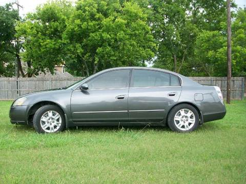 2006 Nissan Altima for sale in Wylie, TX
