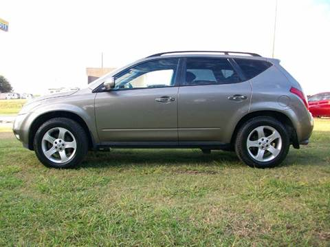 2004 Nissan Murano for sale in Wylie, TX