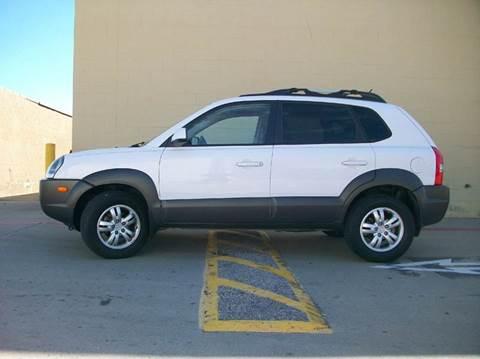 2008 Hyundai Tucson for sale in Wylie, TX